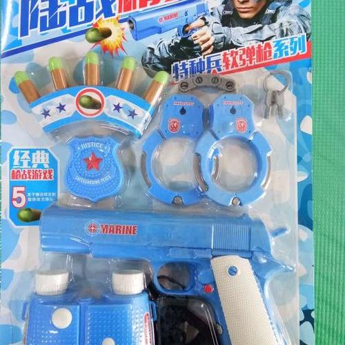 佳益玩具陆战精英