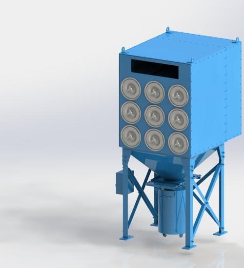 AR-CH滤筒除尘器