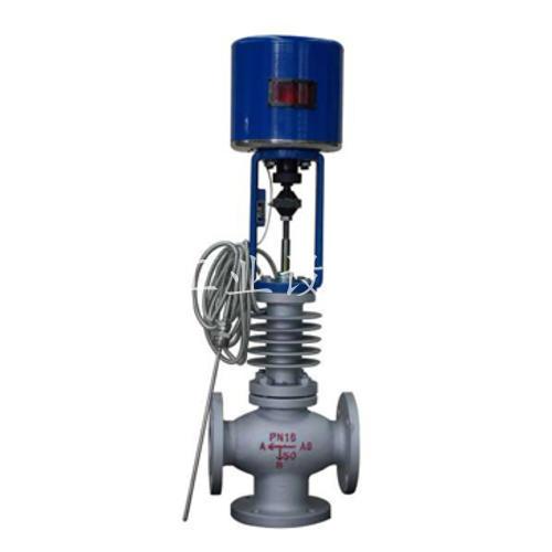 自力式温度调节阀(电控)