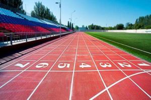 塑胶田径跑道及健身步道