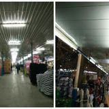 LED灯管光源用于车间