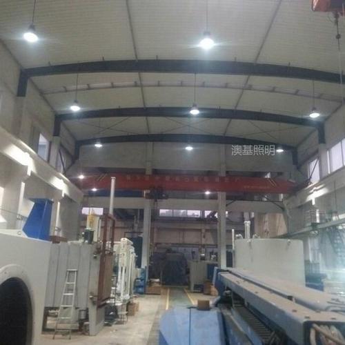 工矿灯用于中交集团