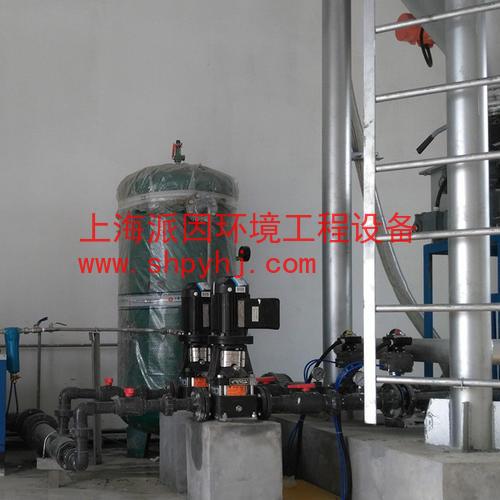 活性炭投加系统(干法)