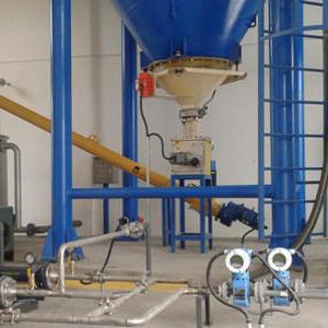 活性炭投加案例:自来水取水口(德阳)