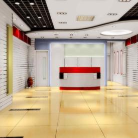 化妆品店装修