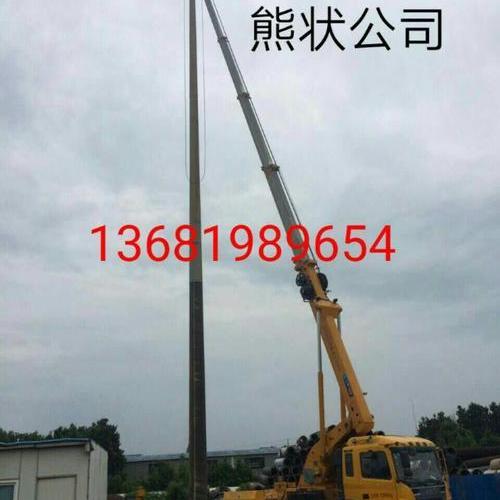 上海高空作业平台市场