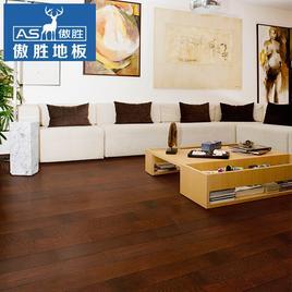 傲胜地板 维京白栎 ASE2006 实木复合地板
