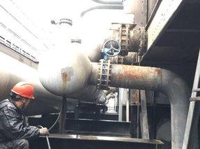 工業管道清洗