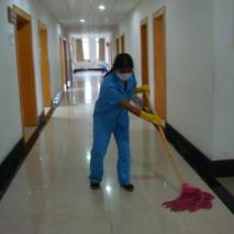 商务楼保洁
