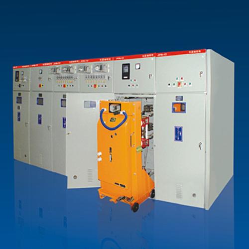 JYN2-12移開式交流金屬封閉開關設備