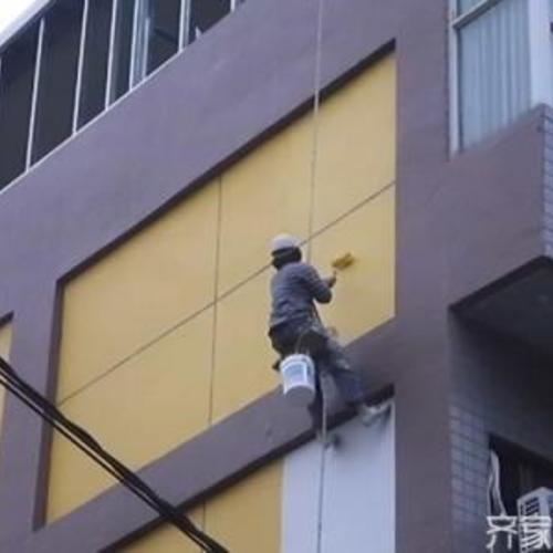 嘉定区别墅外墙粉刷