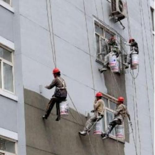 杨浦区外墙涂料粉刷