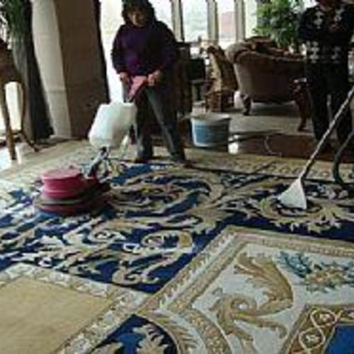 旅游区地毯清洗