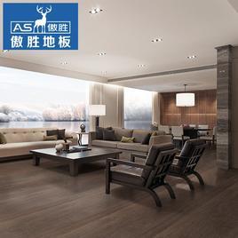 傲胜地板 氤氲白栎 ASE4002 实木复合地板