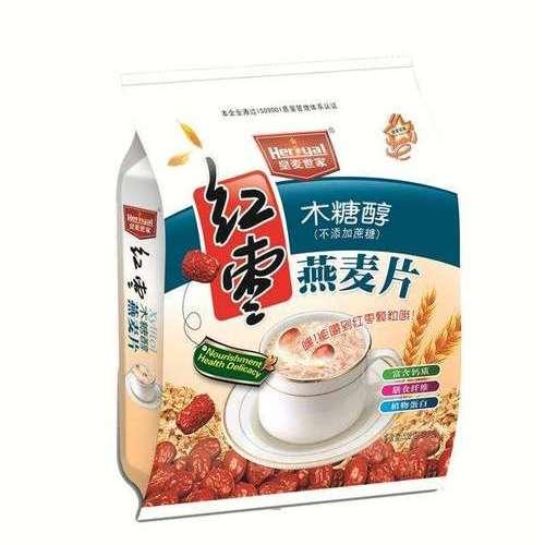皇麥世家紅棗燕麥片 538g