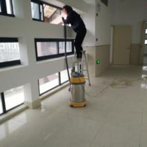 学校开荒保洁