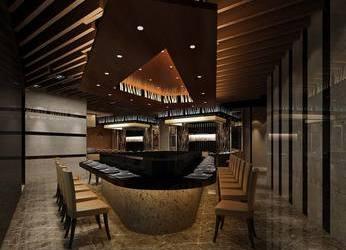 广州400平方特色餐厅装修设计效果图