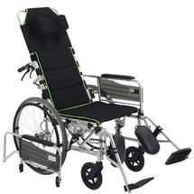 日本三款MiKi轮椅车 全躺轮椅 多功能轮椅 可折叠 上海实体店