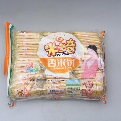 米多奇香米餅