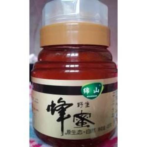 綿山野生蜂蜜 500克