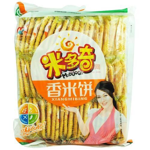 米多奇香米餅 200克