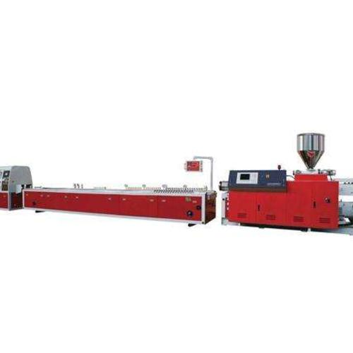 PVC,PE,PP 木塑型材生产线