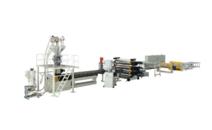 ABS,单层/多层复合板生产线