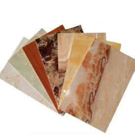 PVC 仿大理石装饰板