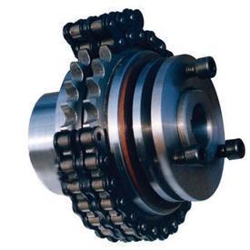 TL带链轮摩擦式扭力限制器联轴器