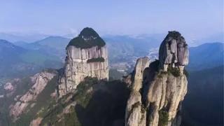 清明徒步+攀岩|穿越万金村—饭蒸岩—八角金盘—石盟垟村