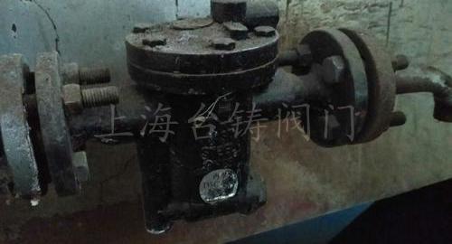 山東某印染公司鑄鋼疏水閥使用現場