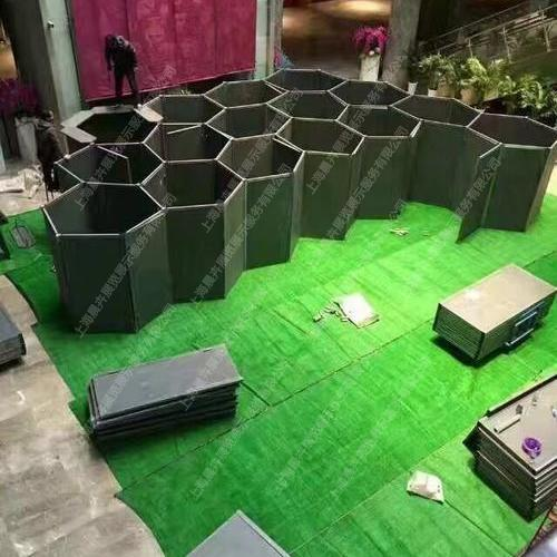 蜂巢迷宮搭建