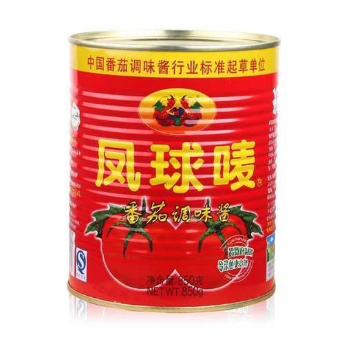 凤球唛番茄调味酱 850克