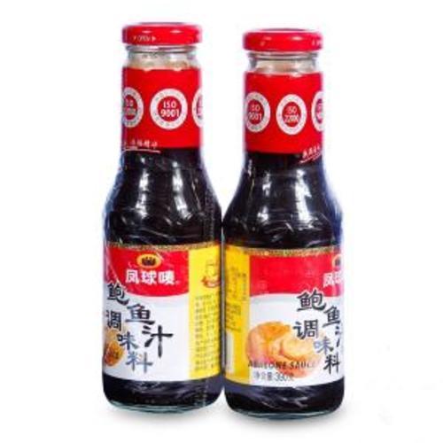 凤球唛鲍鱼汁 390ml