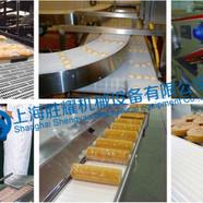 胜耀塑料网带应用于烘焙行业
