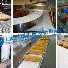勝耀塑料網帶應用于烘焙行業