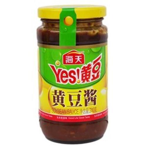 海天黄豆酱 340克
