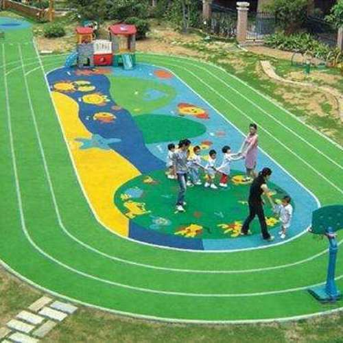 幼儿园操场