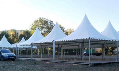 景观篷膜结构
