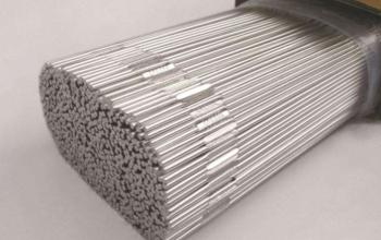 铝焊丝表面污染的简捷测试方式