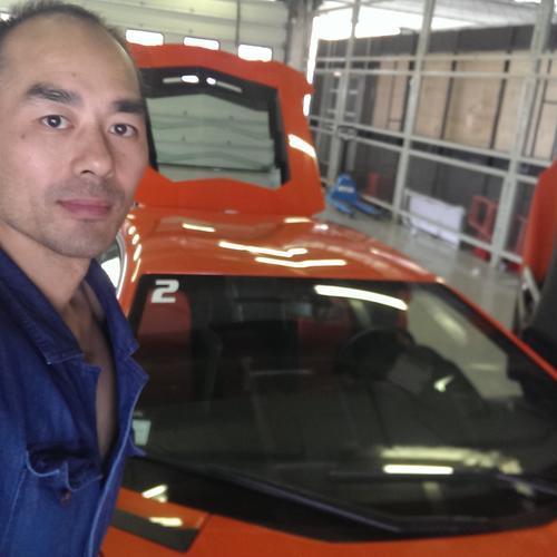 上海F1赛车兰博基尼指定合作伙伴