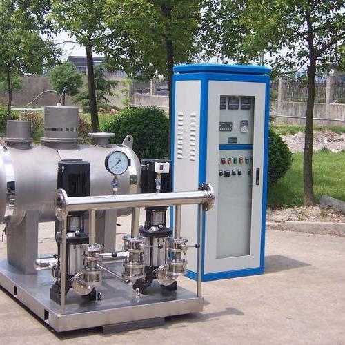 WWG无负压变频供水设备
