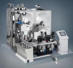 污水提升设备种类:箱式无负压供水设备和无负压供水设备的区别
