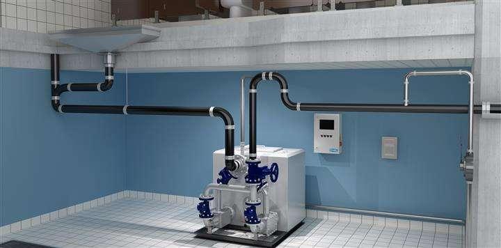 污水提升设备_一体化预制泵站_隔油提升设备_广告位