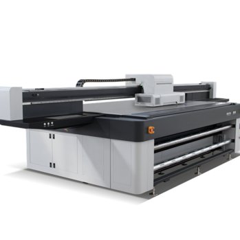 KR-UV卷平两用全能打印机