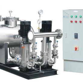 WWG系列-無負壓(疊壓)供水設備
