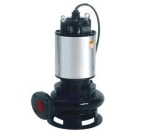 潜水排污泵的常见毛病及扫除