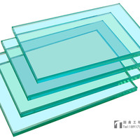 5-19mm钢化玻璃