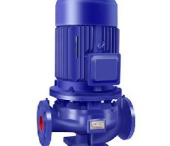 一体化预制泵站种类,ISG立式离心泵,立式单级离心泵