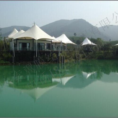 安吉帐篷酒店远景2